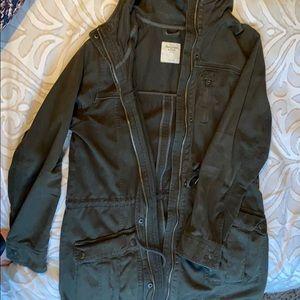 Abercrombie Anorak Jacket